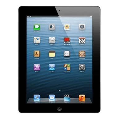 iPad 4 retina display 16GB wifi