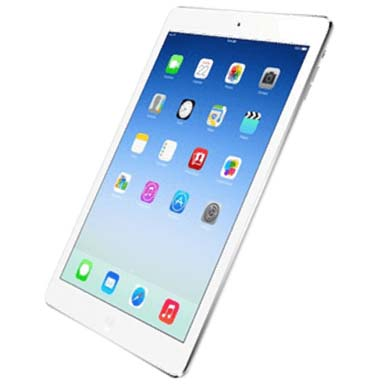 iPad Air with retina display 16GB wifi