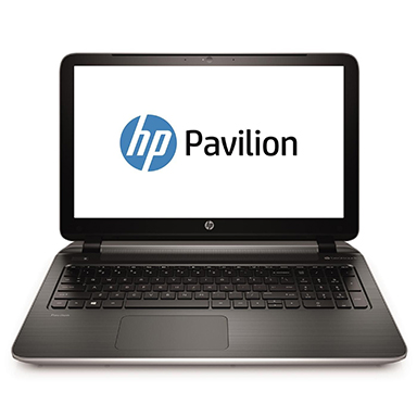HP Pavilion 15 (AMD A-Series Dual-core)