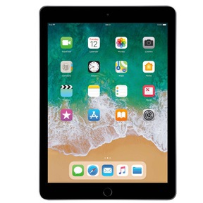 iPad 9.7 128 GB Wi-Fi Only (2018)